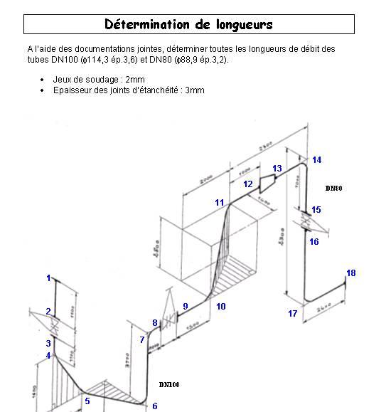 Cr er un plan isom trique d 39 une tuyauterie cadxp for Trouver des plans de construction
