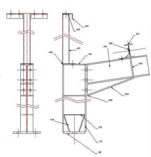 plan solidworks m tallerie serrurerie plans m cano soud. Black Bedroom Furniture Sets. Home Design Ideas
